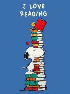 snoopy books