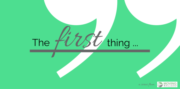 thefirstthing