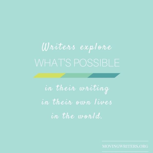 Writer's(1)