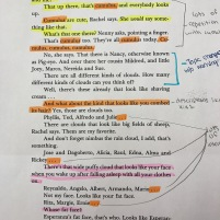 "from good to great mentor text study moving writers and here in the comments sections is a great example of my ap students building their list of ""noticings"" for this year s narrative of learning essay"