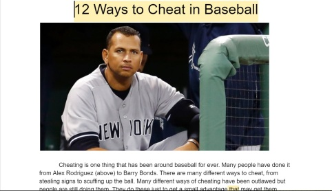 12-ways-to-cheat-in-baseball