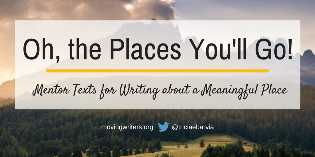 Essays on meaningful places