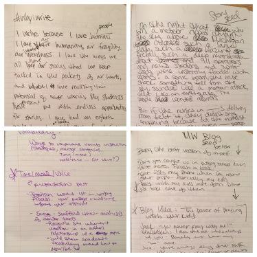 Notebook pics