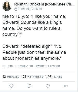 asterisk twitter example