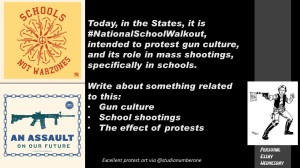 PEW National Walkout