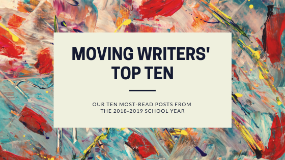Moving Writers' Top Ten