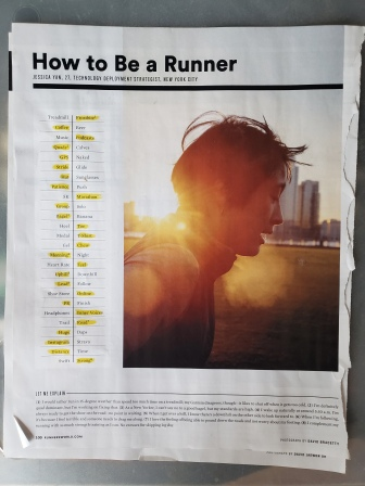 Runners World, Nov/Dec 2018